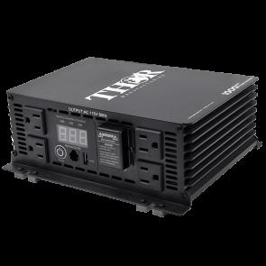 1,000 Watt Power Inverter (12V to 120V)