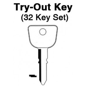TRY-OUT KEY SETS
