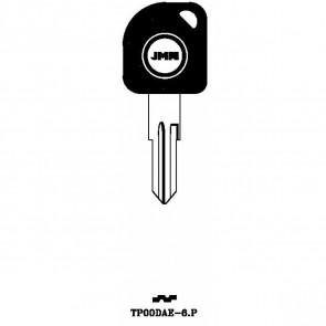 Transponder Key Shell (TP00DAE-6-P)
