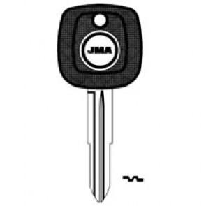 Transponder Key Shell (TP00DAI-1-P1)