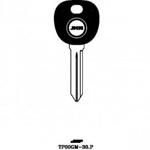 Transponder Key Shell (TP00GM-30-P)