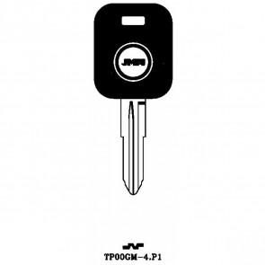 Transponder Key Shell (TP00GM-4-P1)