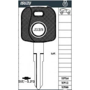Isuzu Key Shell
