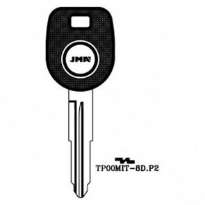 Transponder Key Shell (TP00MIT-8D-P2)