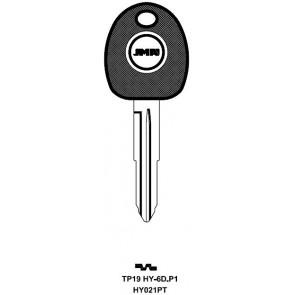 Hyundai Transponder Key (HY021PT)