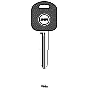 Subara/Suzuki transponder key - TPX1SUZU-8-P1