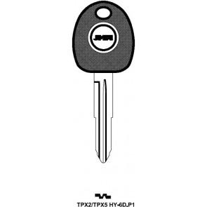 Hyundai Cloneable Key (HY021PT)