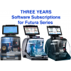 Software Subscriptions for Futura Series (3-Year) -by Ilco