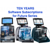 Software Subscriptions for Futura Series (10-Year) -by Ilco