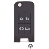 Smart4Car Remote Keyless Entry FOB (without transponder) -by Ilco