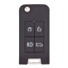 Smart4Car Flip Key Housing without Transponder -by Ilco