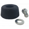 Rubber Foot and Screw for the W232, W233A